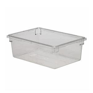 Cambro Camwear 13 Gal Clear Food Storage Box
