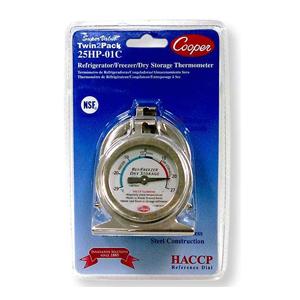 Cooper-Atkins Refrigerator/Freezer Thermometer