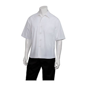 Chef Works Cool Vent Cook Shirt White