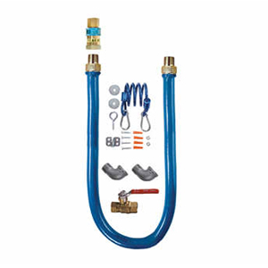 Dormont Safety System Moveable Gas Connector Kit