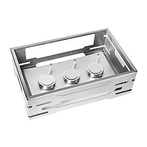 Rosseto Multi-Chef Stainless Steel Food Warmer
