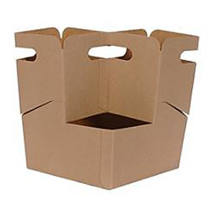 Dixie Kraft Take-Out Drink Carrier