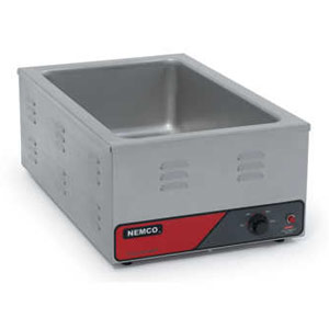 Nemco Countertop Warmer for a Full Size Pan