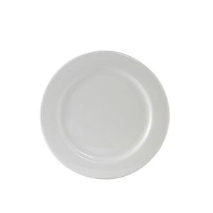 Tuxton Alaska Wide-Rim Plate