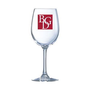 BGD Chef & Sommelier 16 oz Cabernet Wine Glass with Imprint