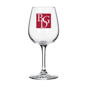 BGD Libbey 12-3/4 oz Wine Taster with Imprint