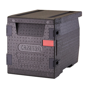 Cambro EPP300 GoBox Front-Loader Food Pan Carrier