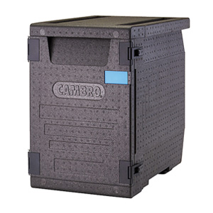 Cambro EPP400 GoBox Front-Loader Food Pan Carrier