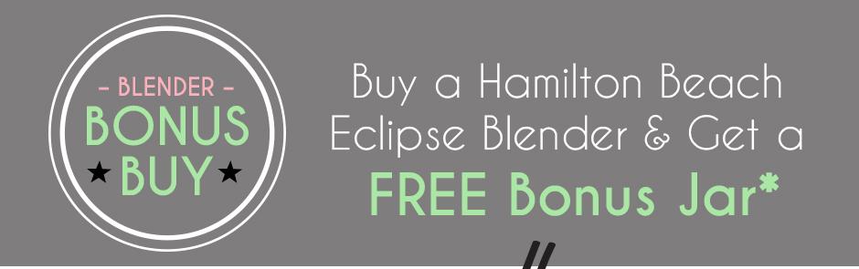 Blender Bonus Buy