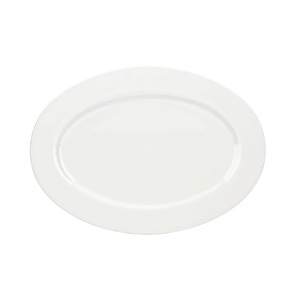 Lenox® Pure Elements Rim™ Oval Platter