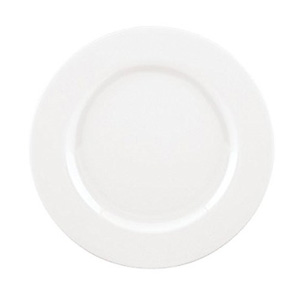 Lenox® Bone China Wide Rim™ Round Plate