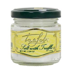 Tealdi Sea Salt with Truffles