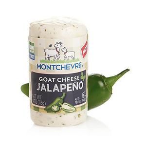 Montchevre - Betin, Inc. Jalapeno Mini Goat Cheese Log
