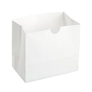American Metalcraft Mini Snack Bag White