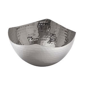 American Metalcraft Squond Bowl Silver