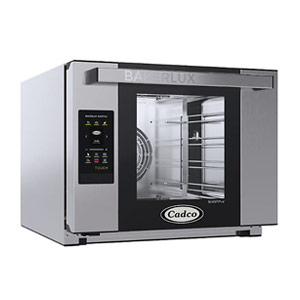 Cadco Bakerlux TOUCH Heavy-Duty Convection Oven (208V)