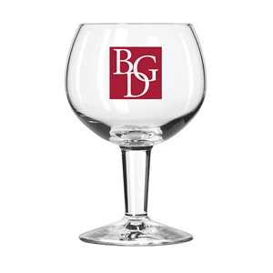 Libbey Grand Service Clear 14 oz Footed Beer Glass