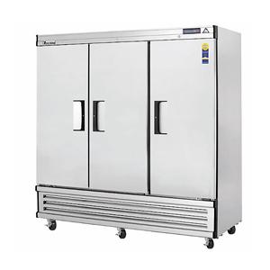 Everest Three-Section Reach-In Refrigerator/Freezer
