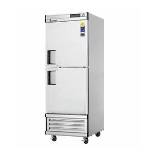 Everest Two-Door Reach-In Freezer