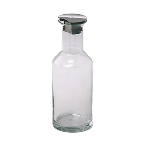 G.E.T. Enterprises Inc. 1.3 qt Glass Carafe Clear