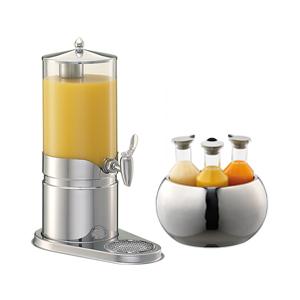 G.E.T. Enterprises Inc. Juice Dispenser/Holder Sets