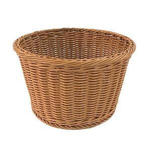"G.E.T. Designer 12"" Polyweave Baskets Basket Honey"