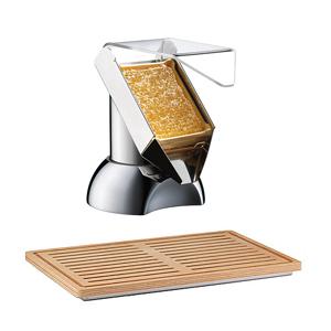 G.E.T. Enterprises Inc. Elegance Honey Dispenser or Bread Board