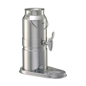 G.E.T. Enterprises Inc. 3.2 qt Stainless Steel Milk Dispenser Set