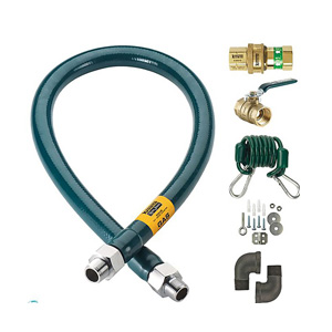 Krowne Royal Series Moveable Gas Connection Kit