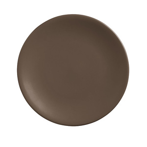 World Tableware Coupe Plate Sand Satin Matte