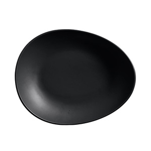 World Tableware Coupe Plate Satin Matte Finish