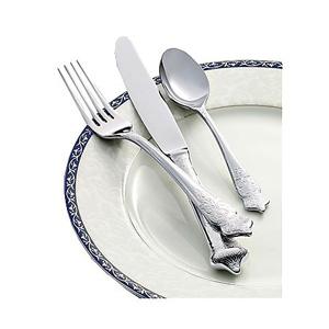 "World Tableware 8-1/8"" Kingdom Dinner Fork"