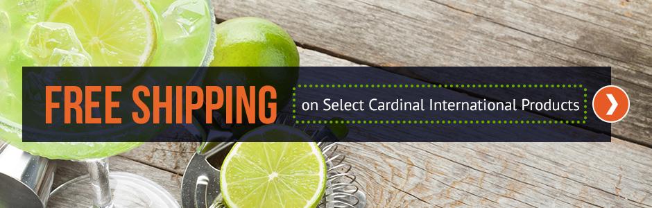 Cardinal International Glassware