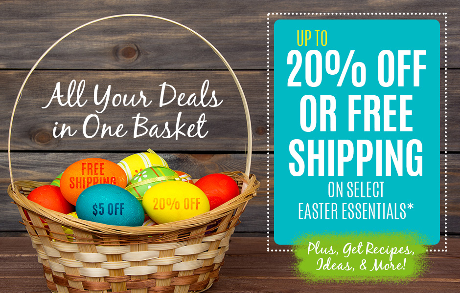 All Your Deals in One Basket