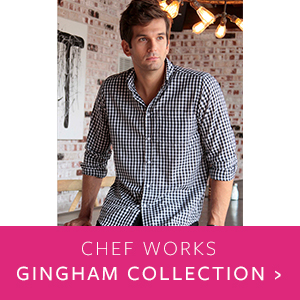 Chef Works Gingham Collection