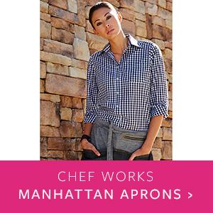 Chef Works Manhattan Aprons