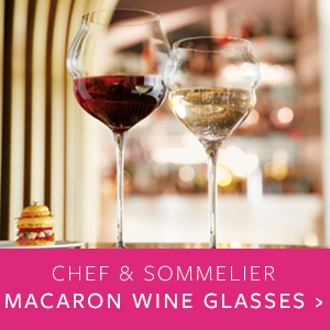 Macaron Wine Glasses