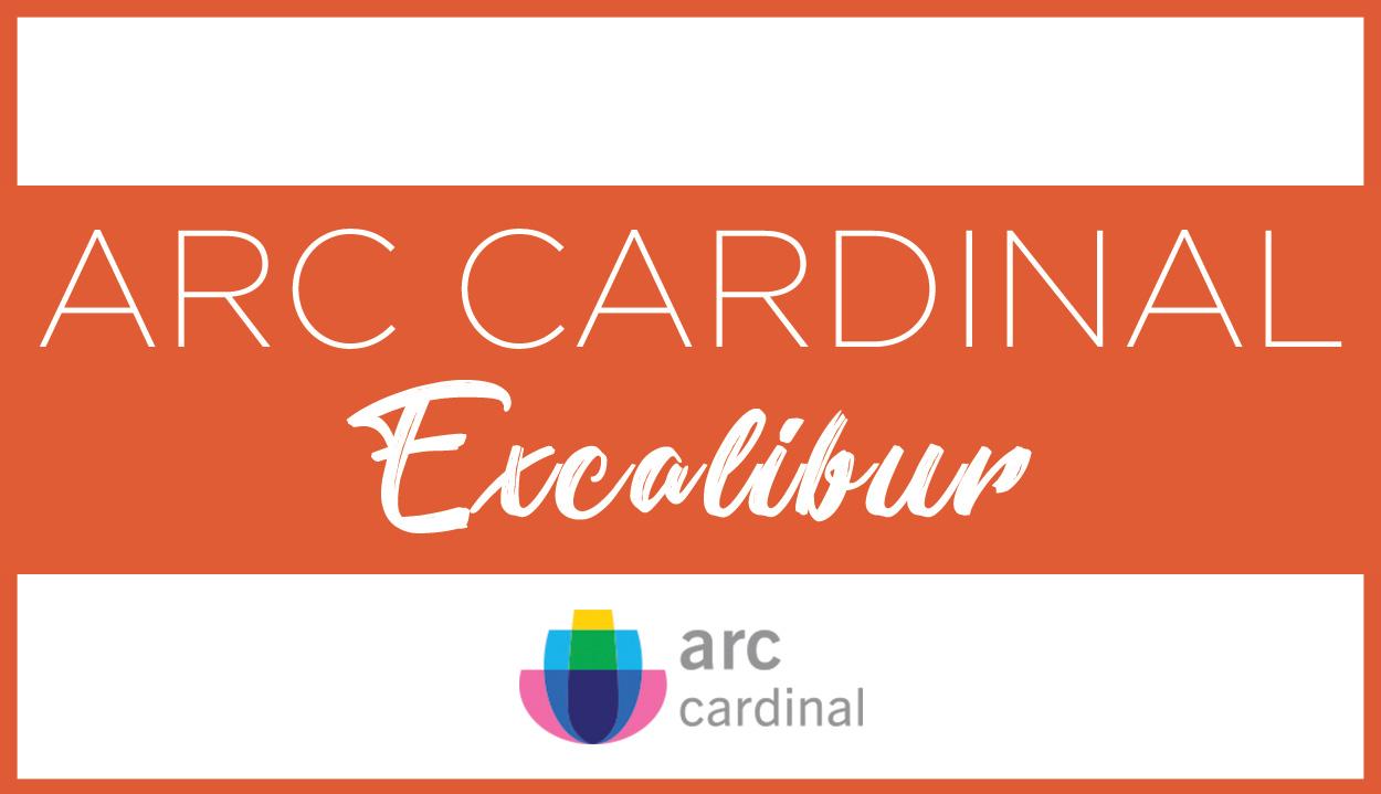 Cardinal Excalibur