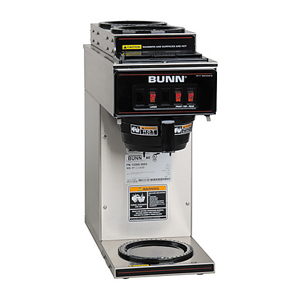 Bunn Coffee Brewer with 3 Warmers (120V)
