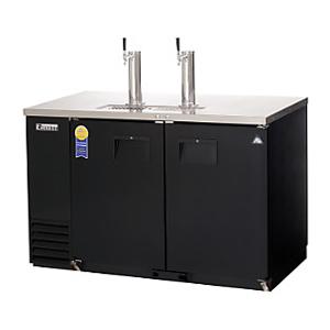 "Everest EBD2 Direct Draw Keg Refrigerator 57¾"" (115V)"