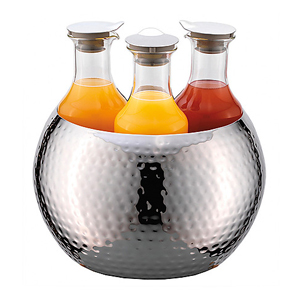 G.E.T. Stainless Steel Beverage Tub Sets