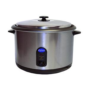 Globe Chefmate Electric Rice Cooker (120V)