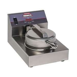 Nemco 7000A-S Single Waffle (120V)