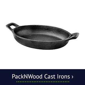PackNWood Cast Irons