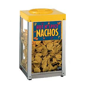 "Star 15"" Nacho Warmer Merchandiser (120V)"