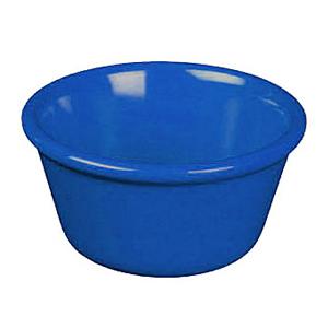 Thunder Group 4 oz Melamine Ramekin Cobalt Blue
