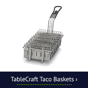 TableCraft Taco Baskets