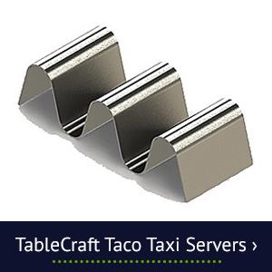 TableCraft Taco Taxi Servers